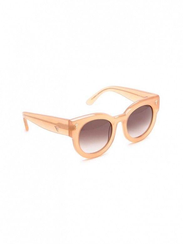 d029e0724f8 Valley Eyewear A Dead Coffin Club Sunglasses in Cream