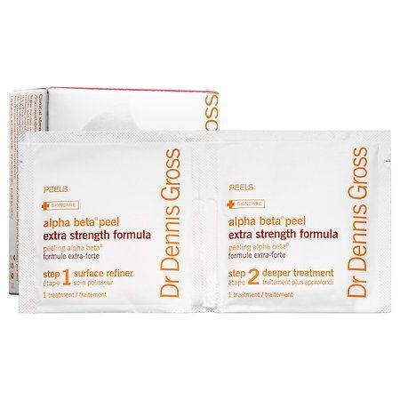 Dr. Dennis Gross Skincare - Alpha Beta® Peel Extra Strength Formula   Retail: $4 Sale price: $2.50