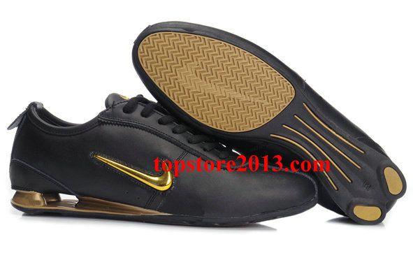 4394b4cc7f97ce ... get new arrived nike shox r3 9002 men black yellow running shoes c22bf  66566 ...