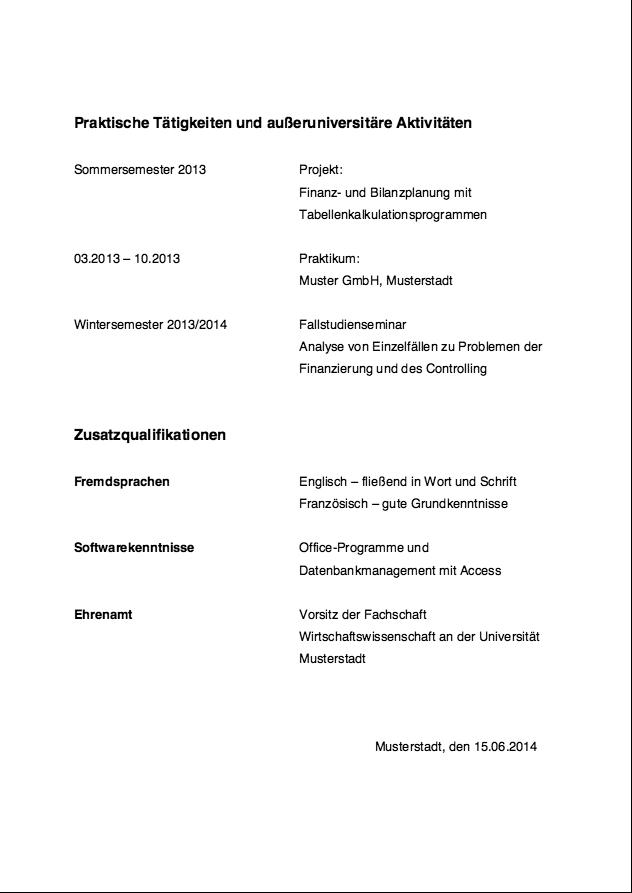 Germany Resume Sample Httpexampleresumecvorggermany Resume