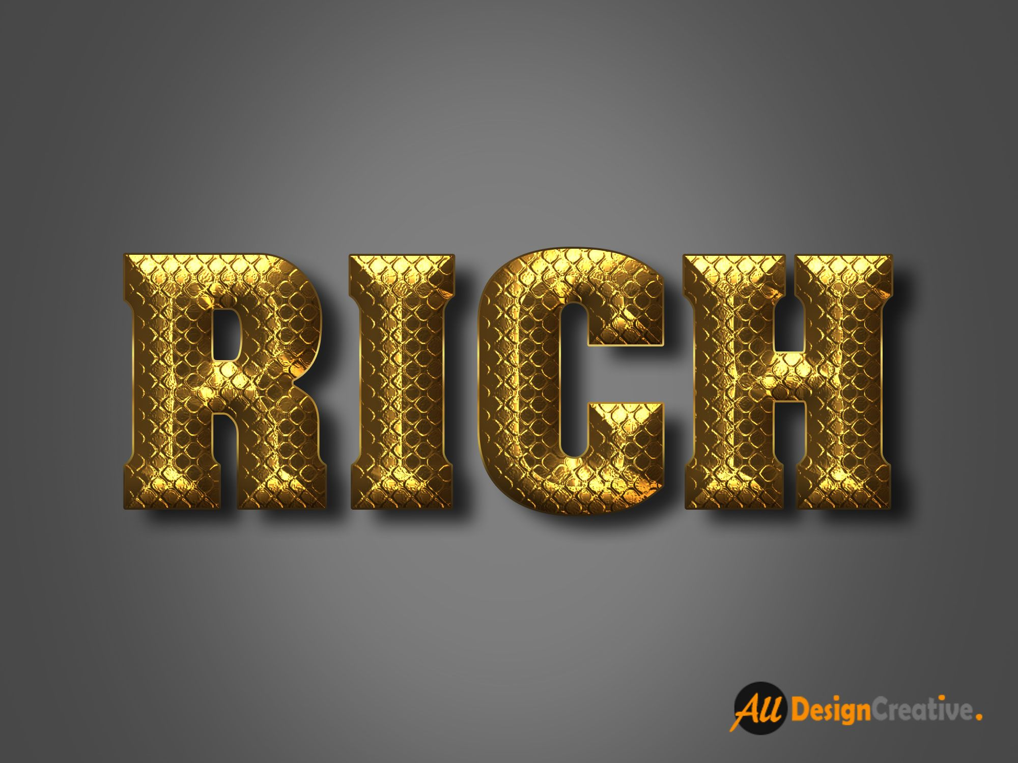Rich gold text effect psd text effect psd files pinterest texts rich gold text effect psd baditri Image collections