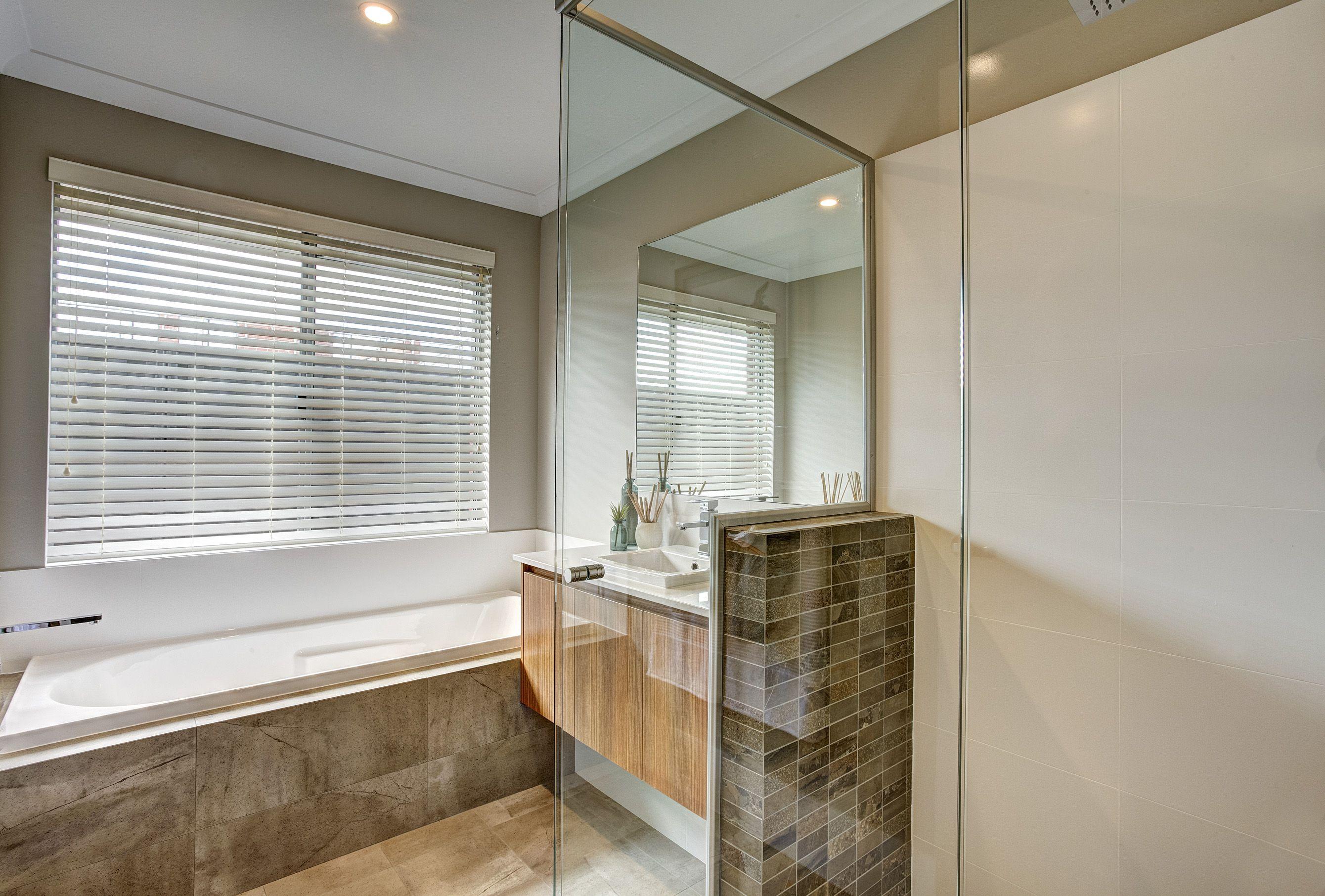 the alkira displaysummit homes wa. bathrooms to envy! we love