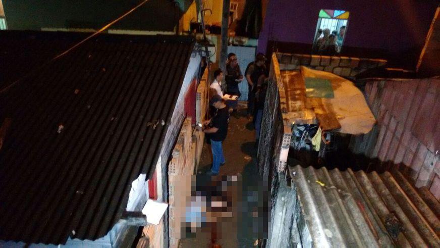 BLOG DO RADIALISTA EDIZIO LIMA: Funcionário da Seinfra morre após ser esfaqueado e baleado no bairro Ouro Verde