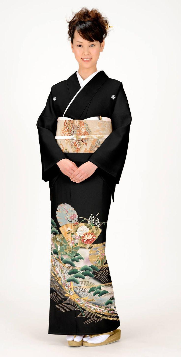 Gambar Pakaian Adat Jepang