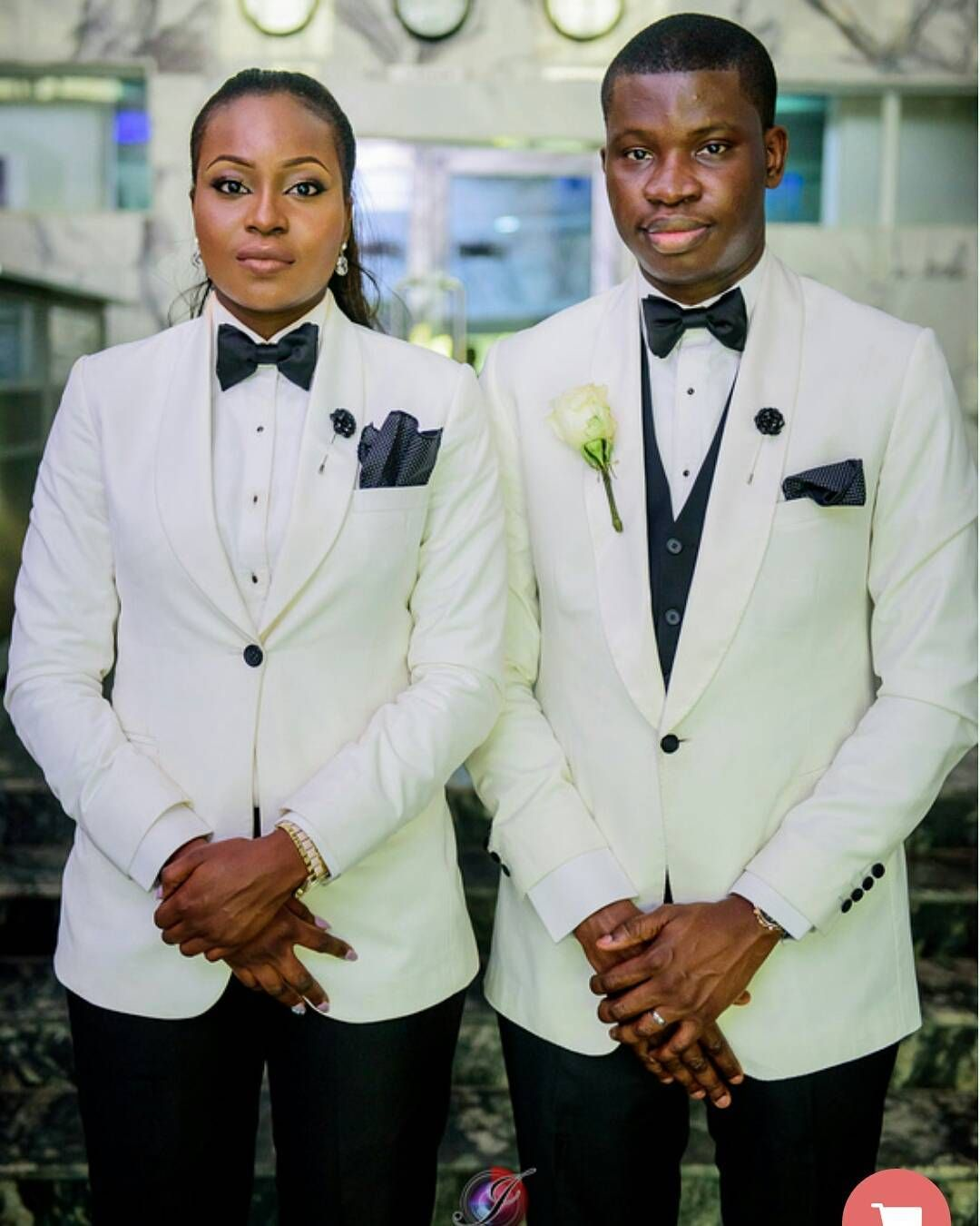 Lady Is Her Brother S Best Man At His Wedding In Nigeria Photos