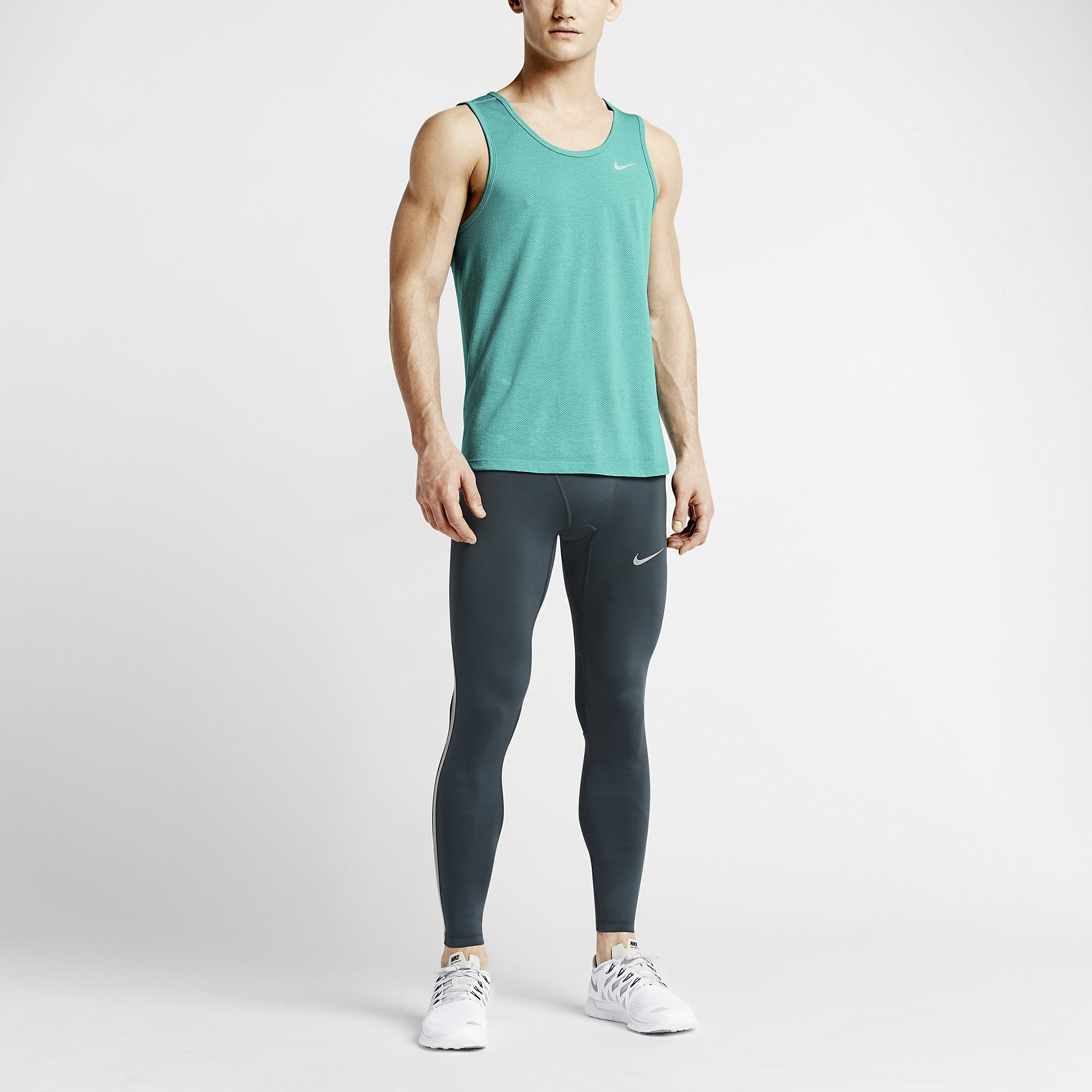 fa0c13cd9c9c80 Nike Dri-FIT Cool Tailwind Herren Lauf-Tanktop. Nike Store DE Mens Athletic