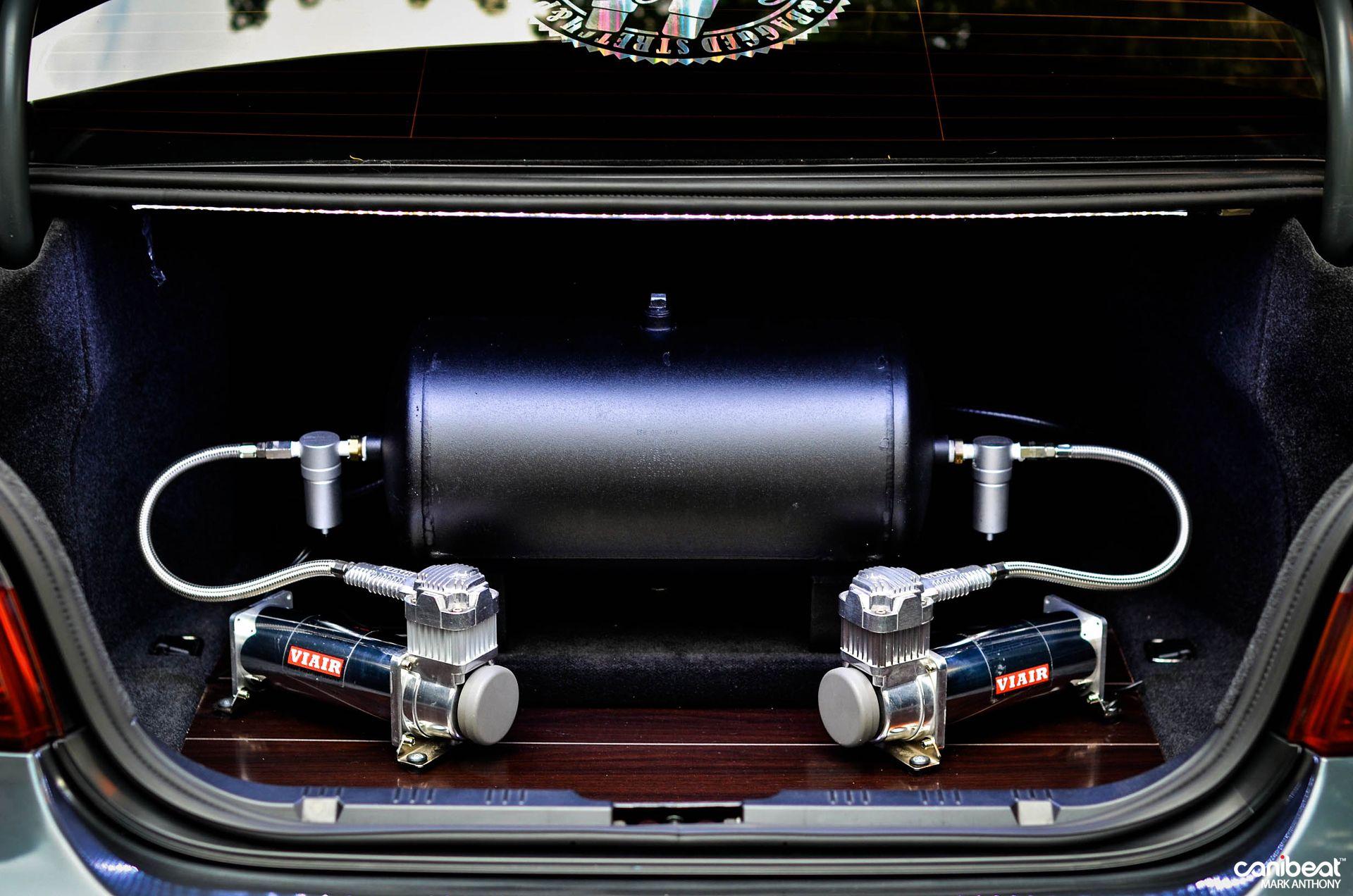 Nice setup. | Air ride, Cool cars, Air bag