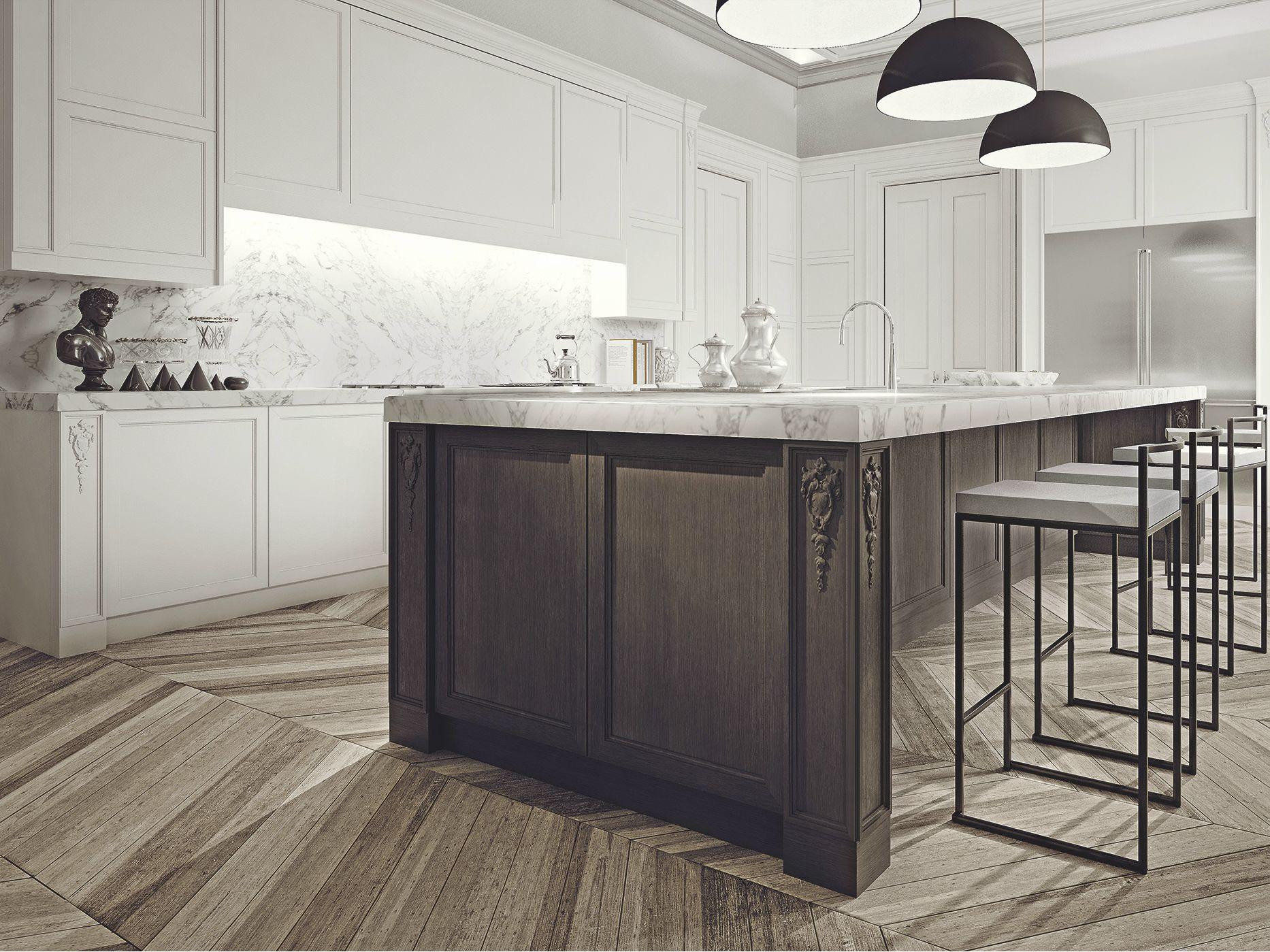AETERNA | Cucina by L\'Origine Home Elegans | Apt design ...