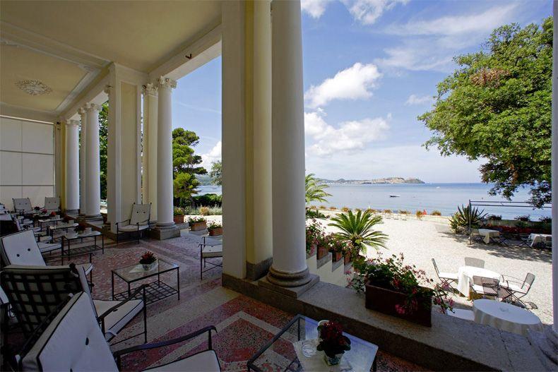 Afbeeldingsresultaat voor villa ottone elba