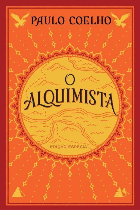 Livro O Alquimista por Paulo Coelho | Paulo Coelho já