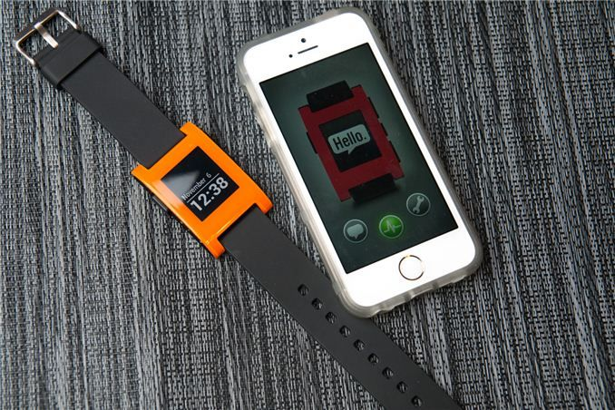 #Pebble Releases #Update – Better #iOS 7 Integration, New APIs, Enables #Bluetooth LE #technology #tech #iphone