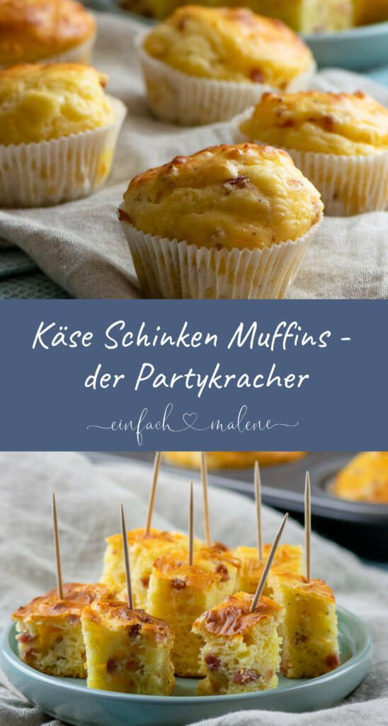 Photo of The cheese ham muffins are not only delicious, they really are …