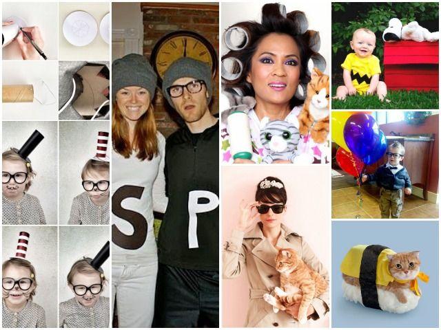 Last Minute Halloween Costumes – Halloween Costume Ideas – ALL YOU