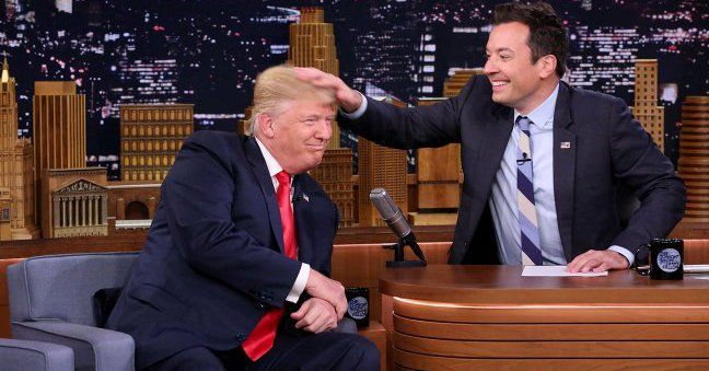 BoingBoing: RT benschwartzy: Jimmy Fallon is our Leni Riefenstahl. https://t.co/Znjt7wPi9H