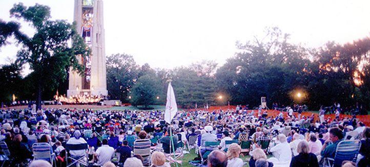 Napervilleparks Org Millennium Carillon Summer Recital Series Parks Recreation Recital Summer