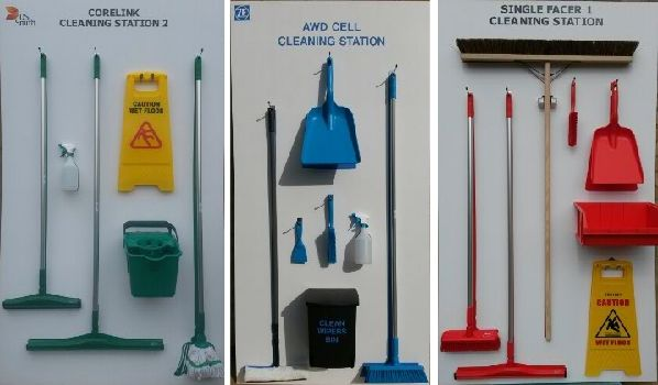 home-cleaningstations600x420 | Projects to Try | Lean