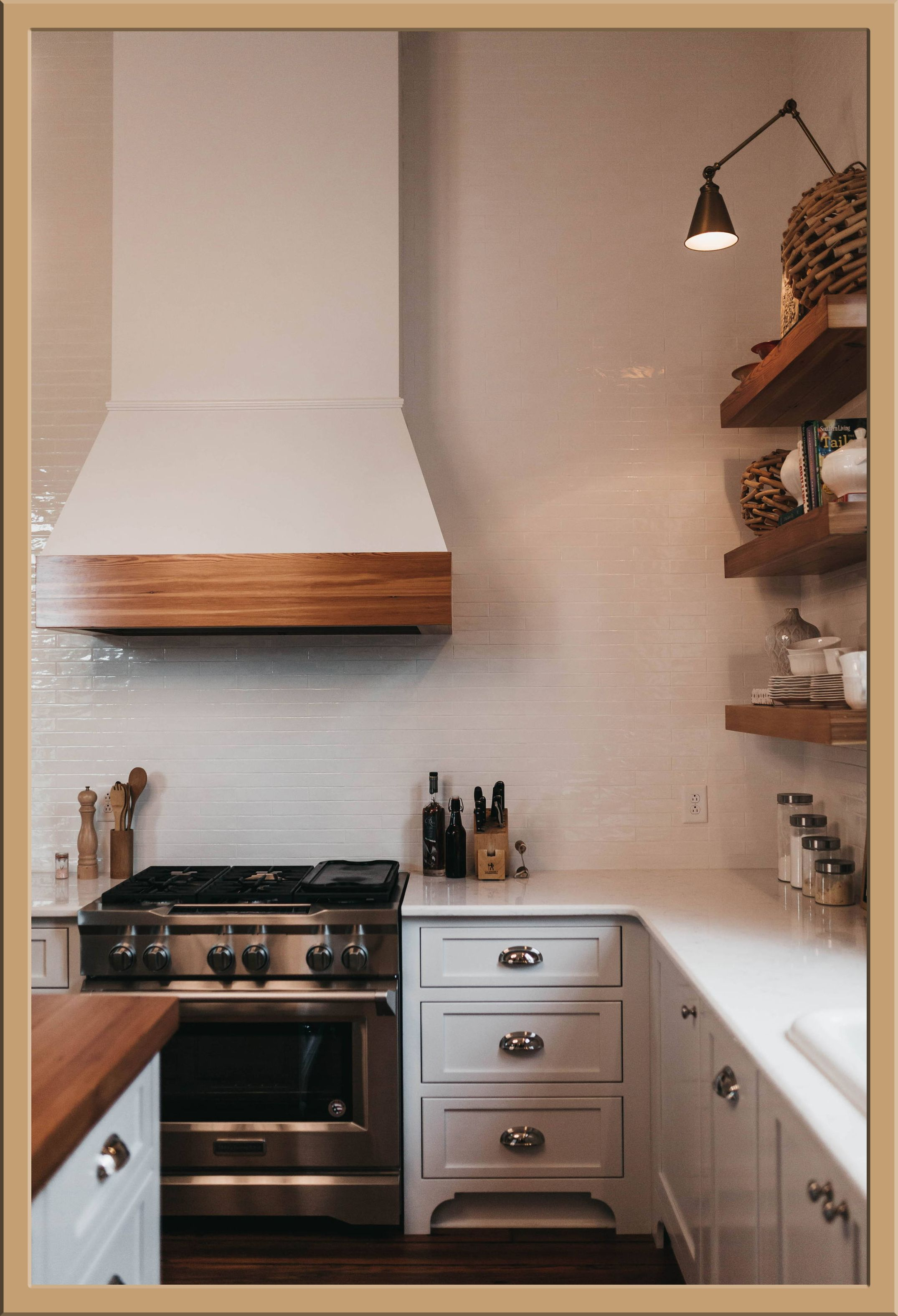 Attention-grabbing Ways To Kitchen Decor
