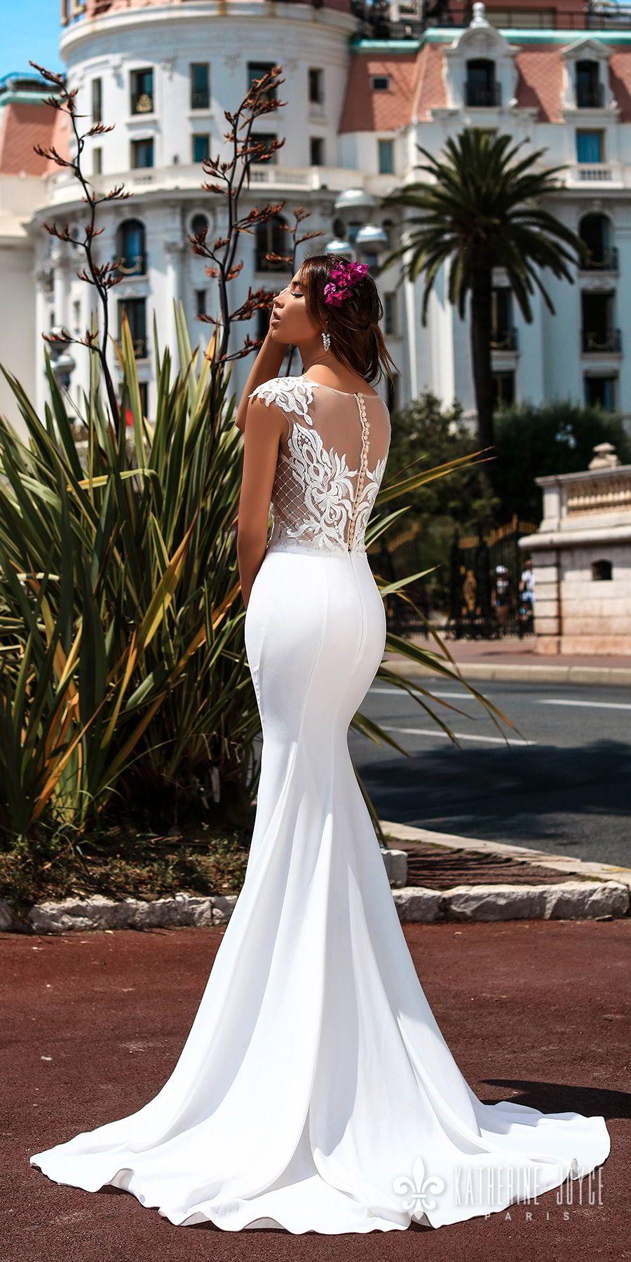 "Katherine Joyce 2018 Wedding Dresses — ""Ma Cherie"" Bridal ..."