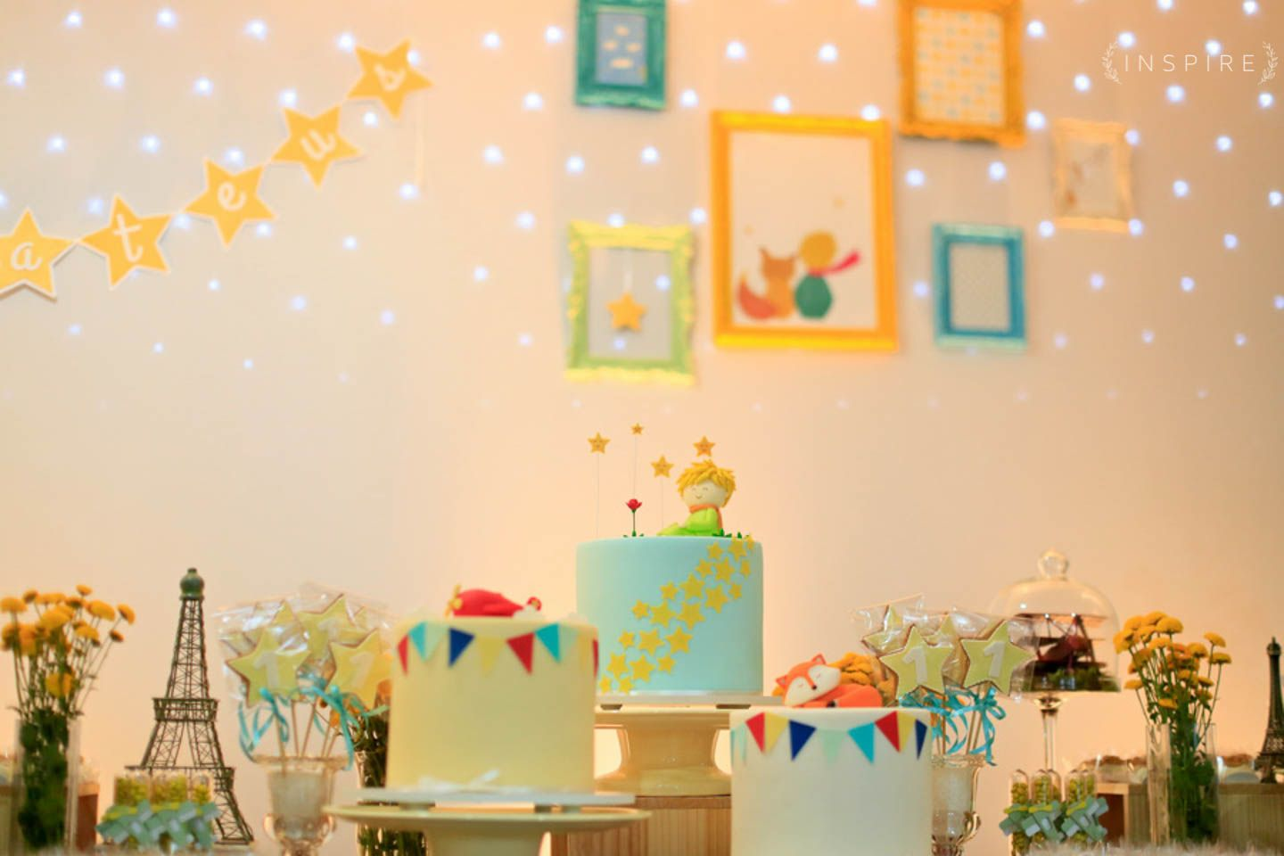 Le Petit Prince | Philippines, Prince party and Birthdays