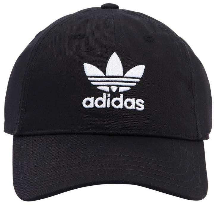 0ce54c68b22 Trefoil Cap by Adidas ( 19) ❤ liked on Polyvore featuring ...