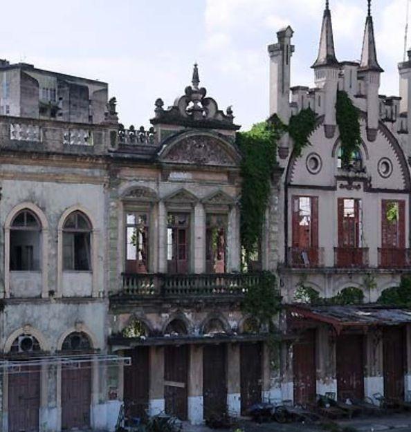 Abandoned Houses, Abandoned, Old Abandoned Buildings