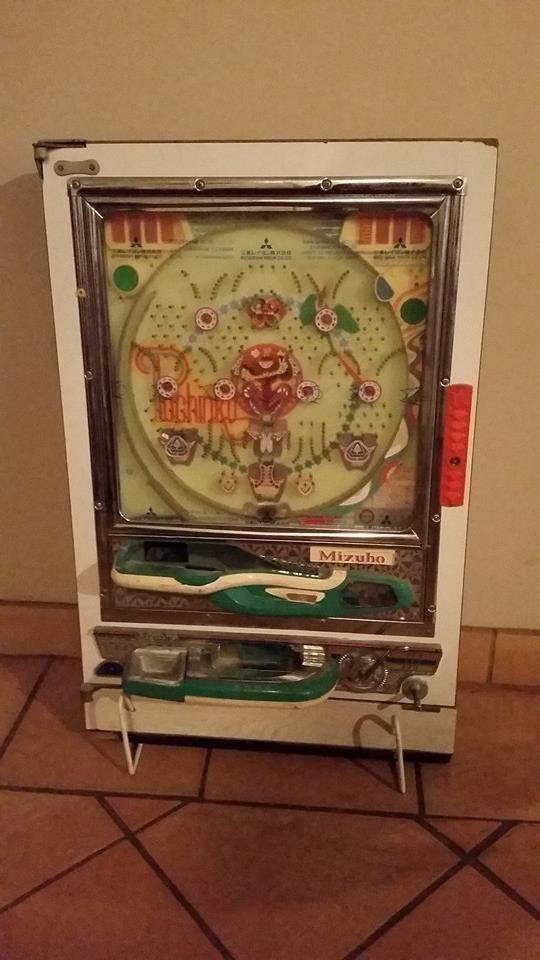 Vintage Mizuho Pachinko Machine Mizuho For The Toy