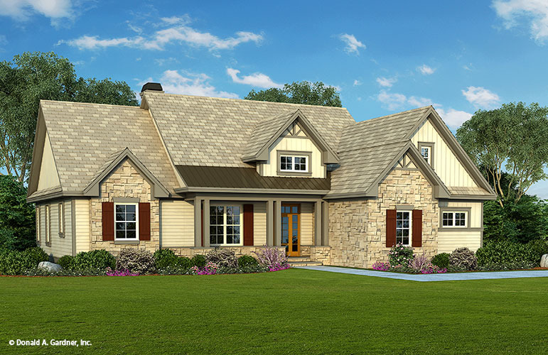 House Plans The Cloverbrook Home Plan 5023