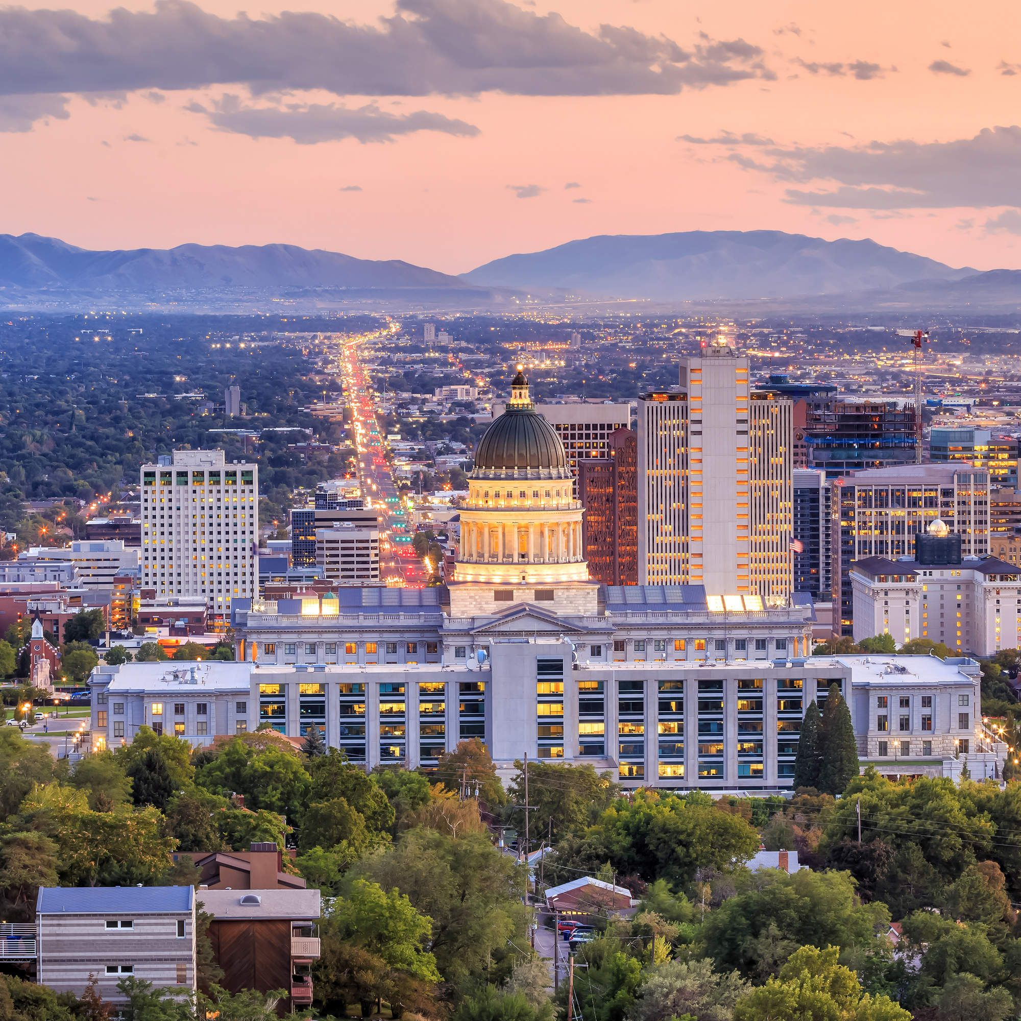Places To Live Salt Lake City: Underappreciated American Cities You Should Totally Move