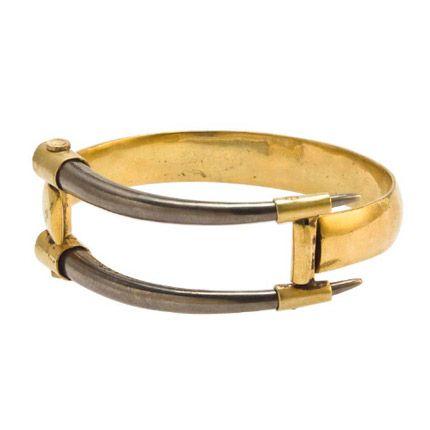 Handmade Horn Bracelet / Connected Fair Trade