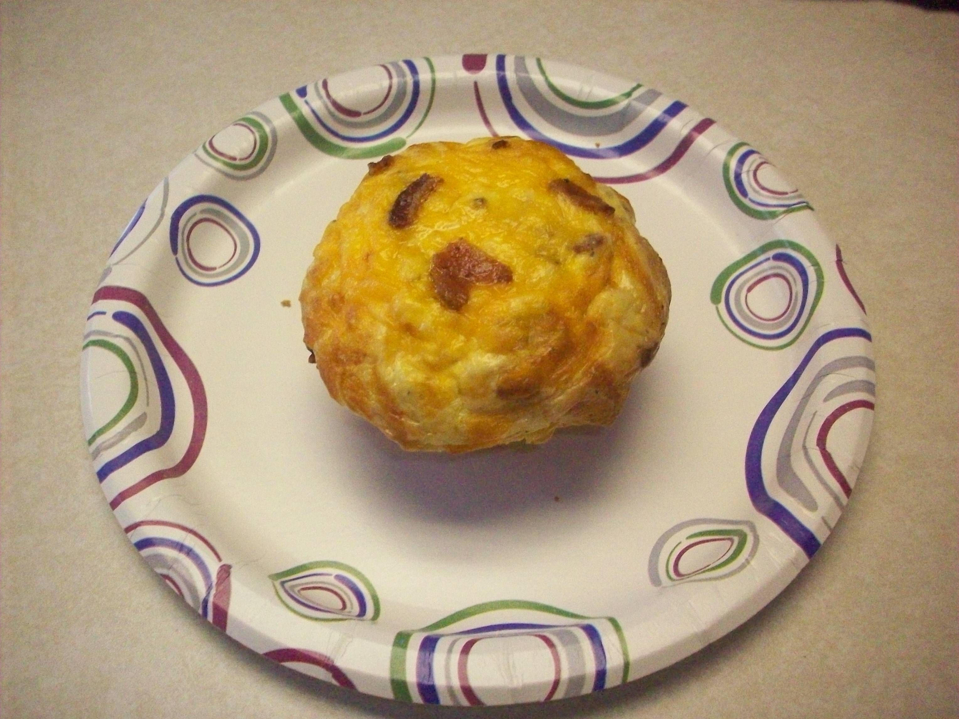THESE BACON AND EGG BISCUIT BAKES ARE YUMMY FOR BREAKFAST OR LUNCH