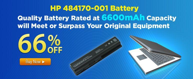Hp 48170 001 Laptop Battery Laptop Battery Notebook Battery Laptop Charger