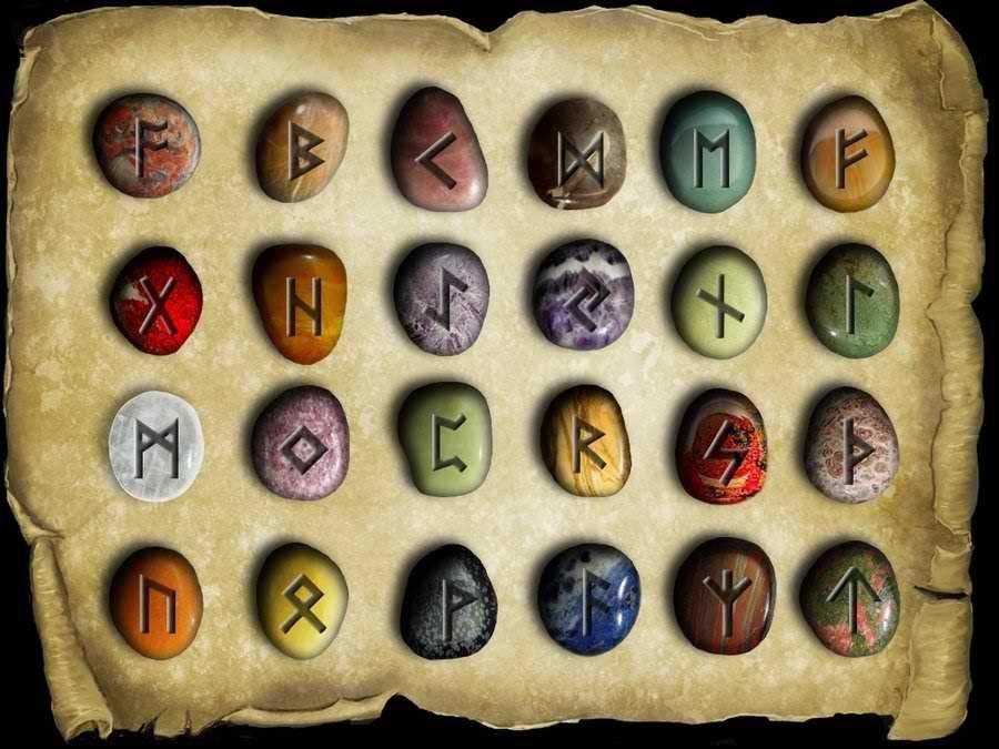 Astrologie Scandinave choisissez une rune et découvrez quel est son message   les runes