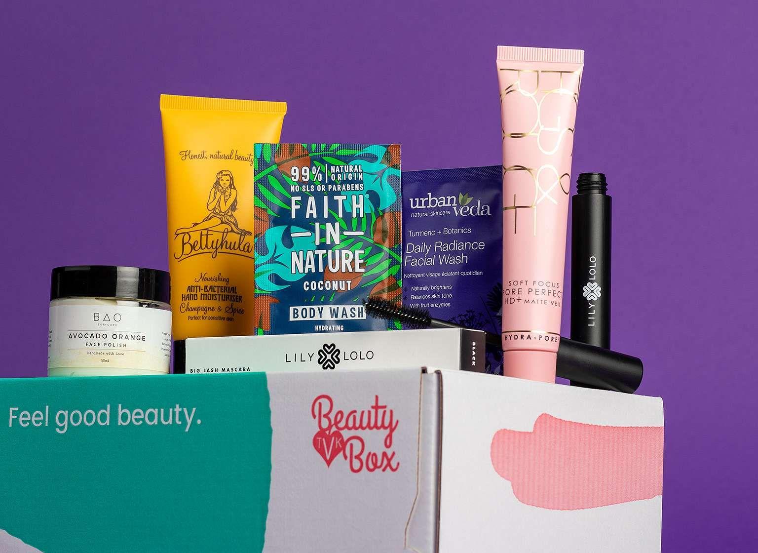 The Beauty Box Beauty box, Vegan makeup brands, Beauty