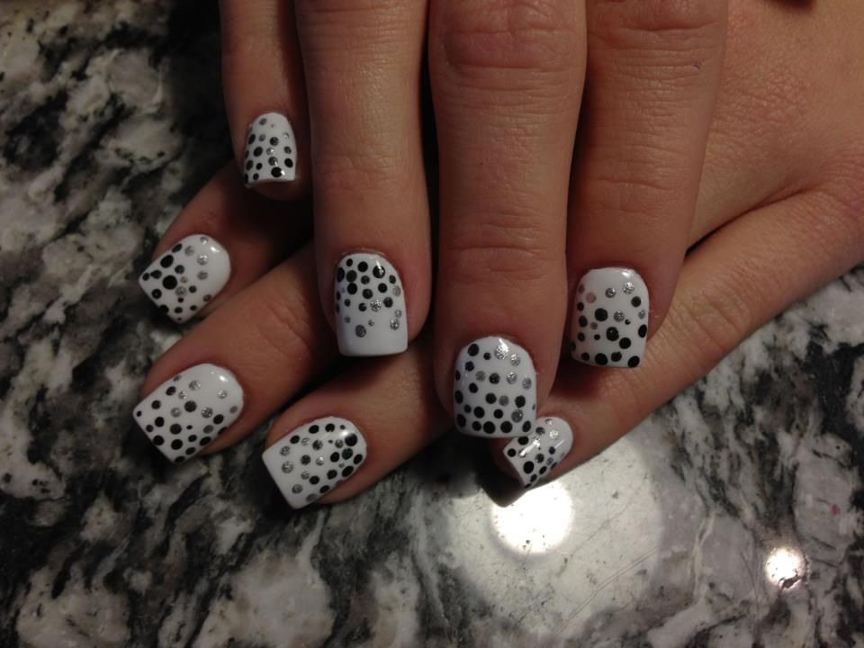 Nails by Males @ pink! | Hair and nails! | Pinterest