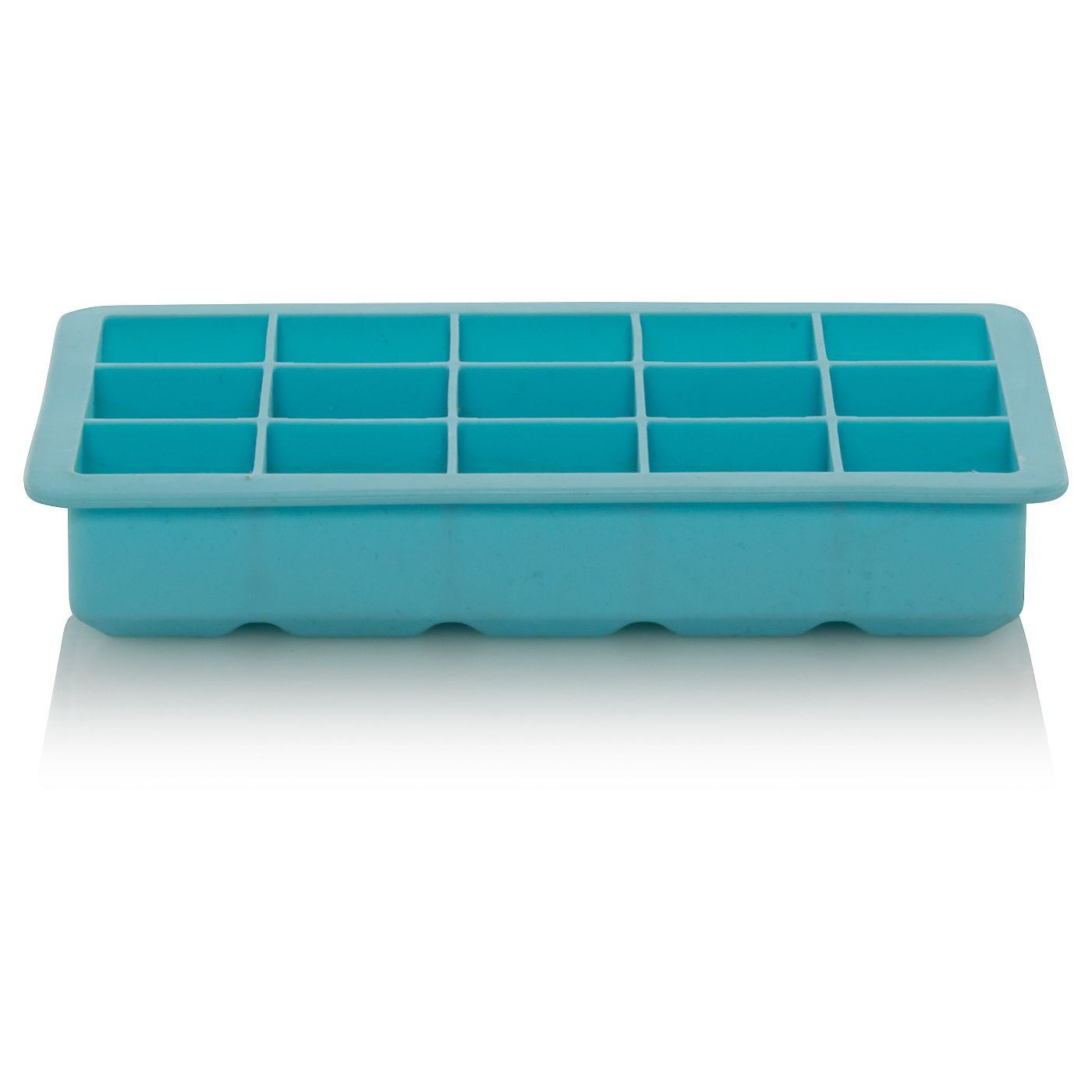 George Home Silicone Ice Cube Tray Formica Blue | View all Kitchen ...