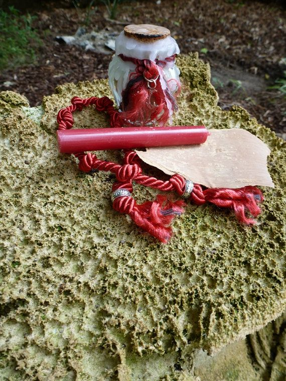 SPeLL KiT for LOVE ROMANCE FERTILITY LuST by TheMagickHearth, $18.81