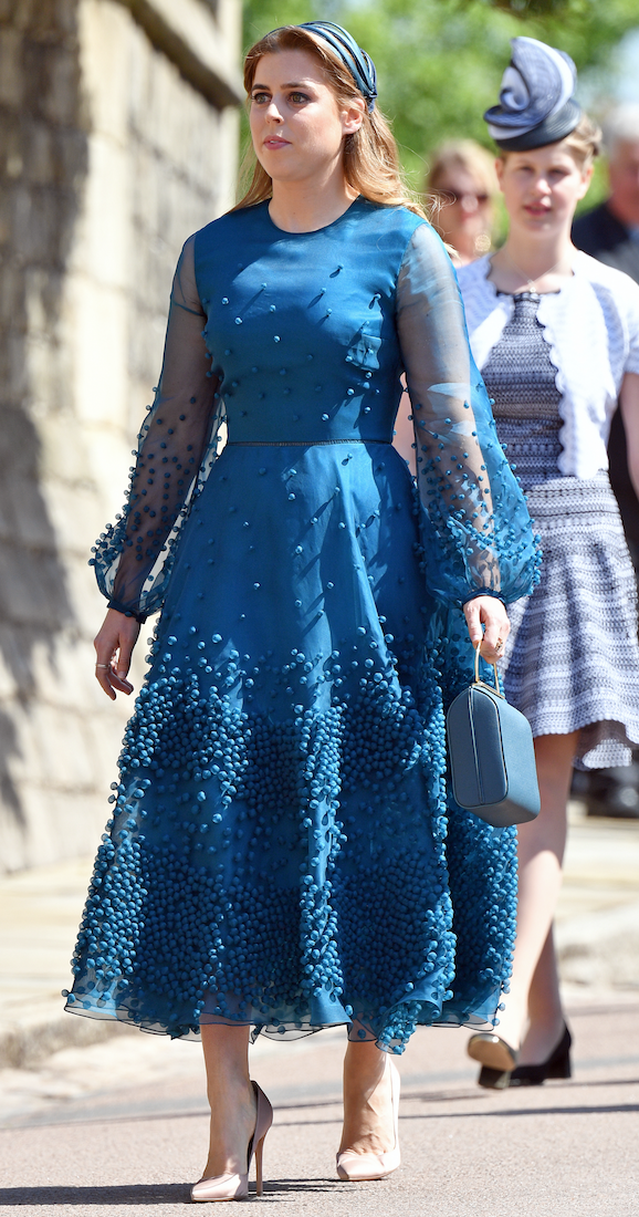 Princess Beatrice's Maid of Honor Dress Was Quite