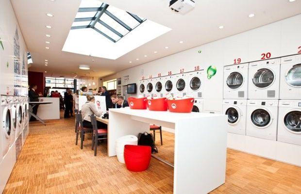 15 Awesome Laundromats Laundry Shop Laundry Business Laundry Mat