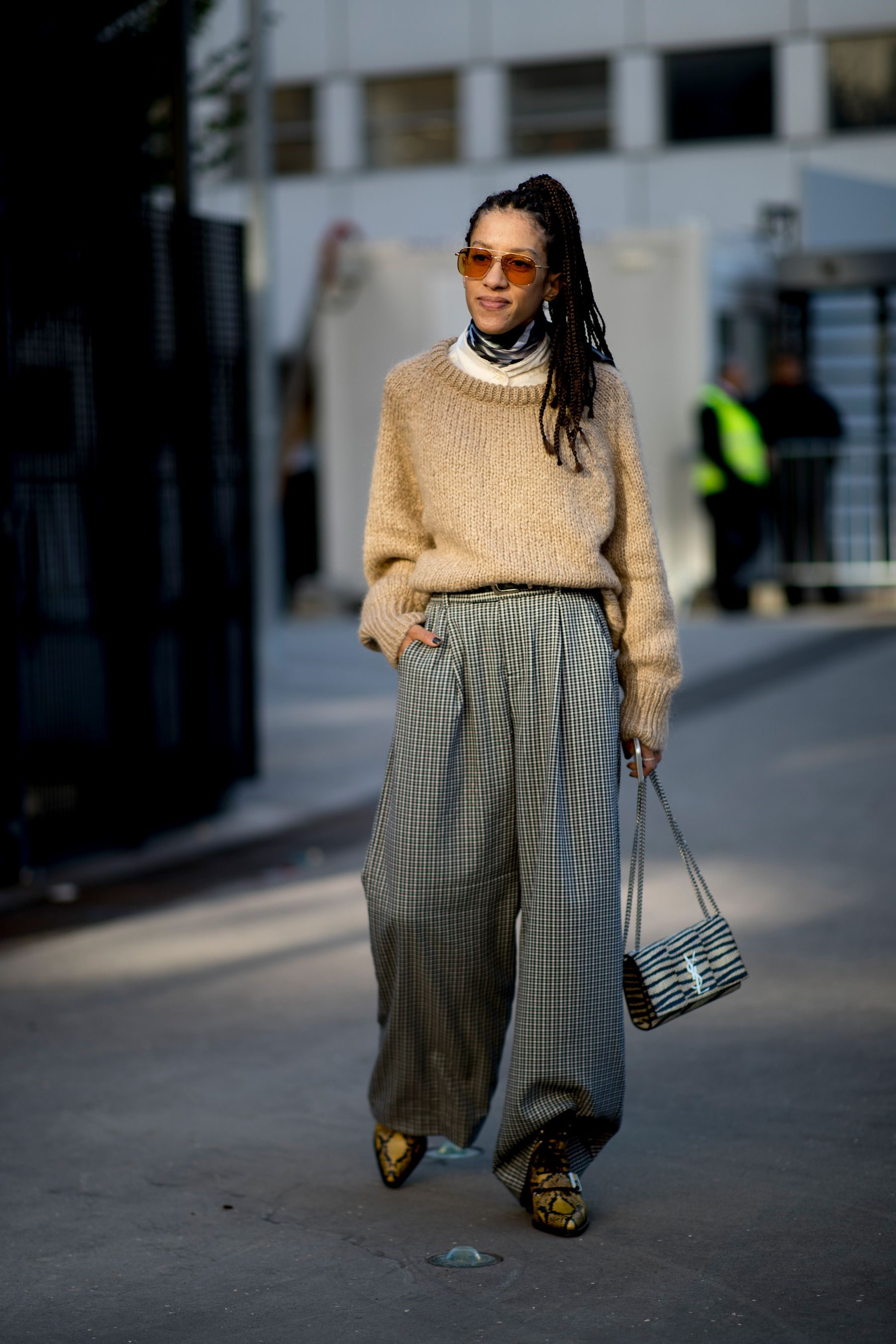 This Colour Dominated Street Style in 2019 forecast