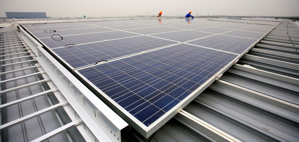 Solar Pv 2015 A Year Of Asia Solar Solar Panels Solar Pv