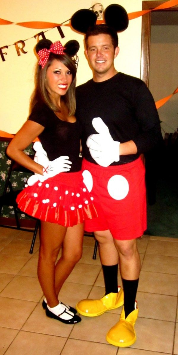 Top 20 Couples Halloween Costume Ideas Couple halloween, Easy - best halloween costume ideas for couples