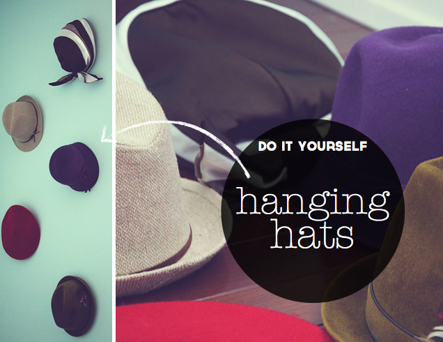 Hang your hats!