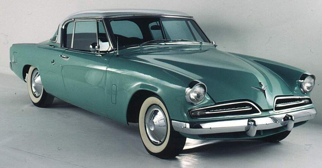 Auction Results And Sales Data For 1953 Studebaker Commander