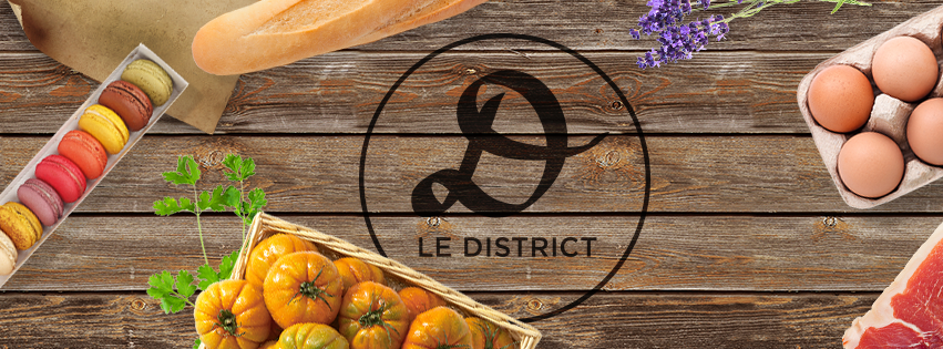 LE DISTRICT: New York con actitud francesa — BRUNET NYC
