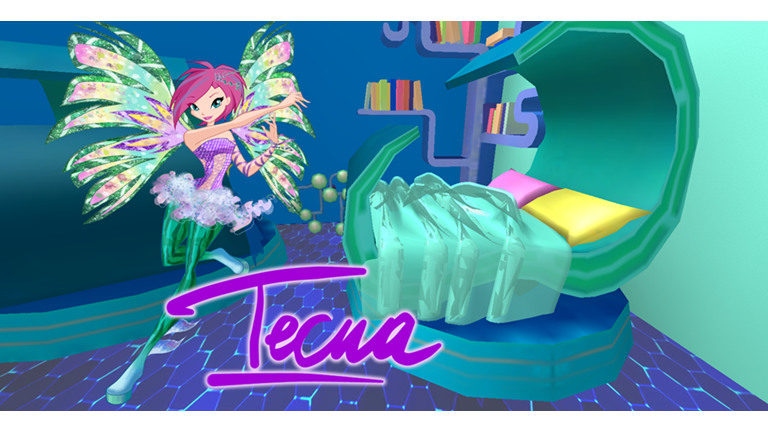 Fairies & Mermaids Winx High School Beta - Roblox