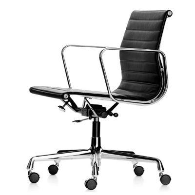 fauteuil de bureau alu group ea 117 par charles eames en 1958