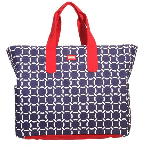Ame & Lulu Ladies Boat Tote Bag at #lorisgolfshoppe