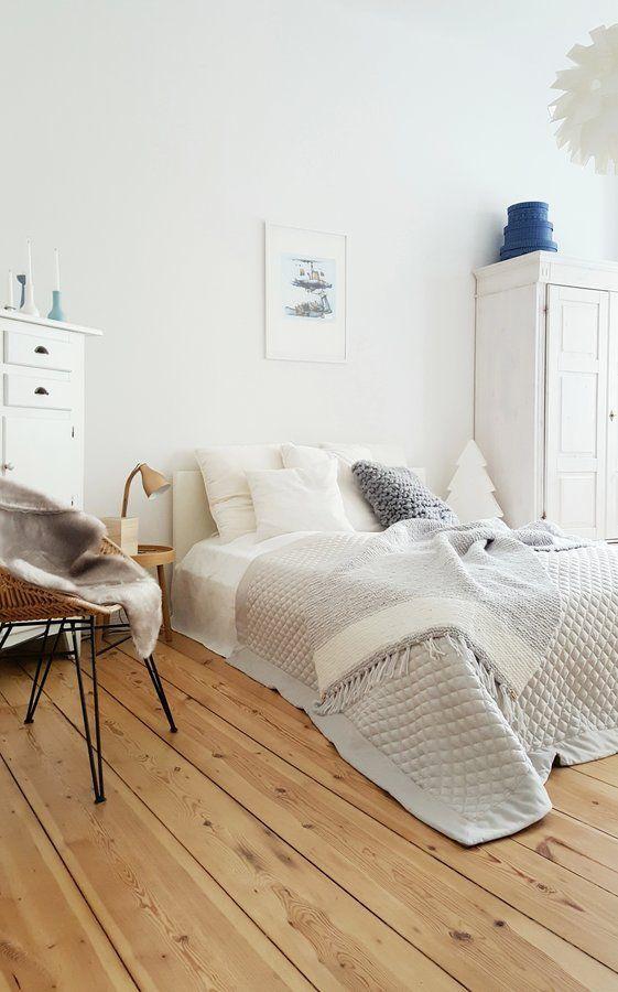 Hell Und Natürlich U2013 Schönste Ideen Fürs Wohnen Im Skandinavischen Stil |  SoLebIch.de Foto