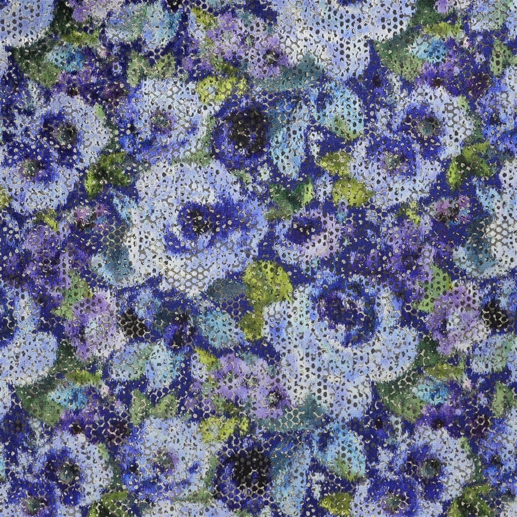 Mattiazzo Velvet Fabric Designers guild, Designers guild