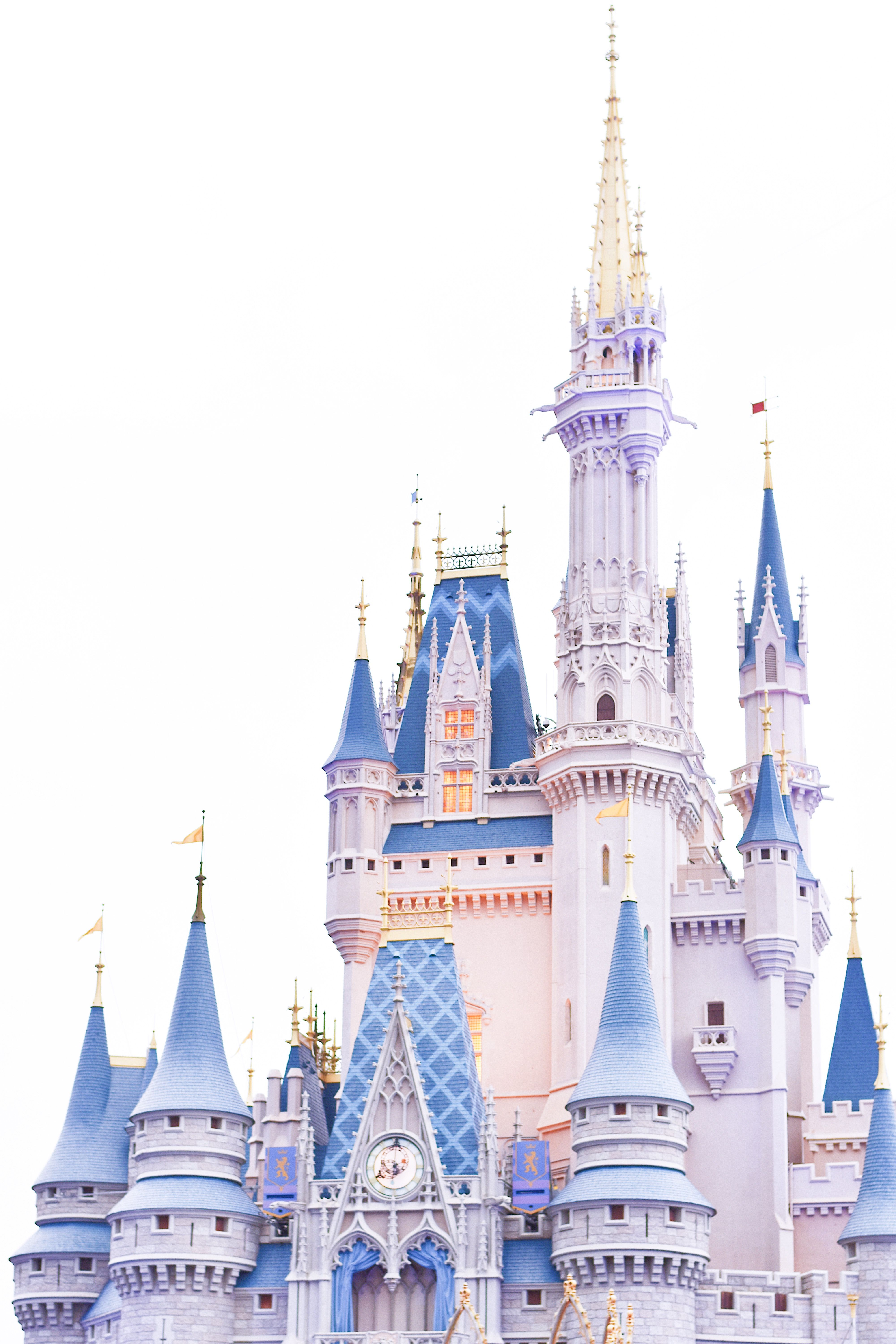 At The Magic Kingdom For The Magical Views Even On The Gloomiest Days Waltdisneyworld Wallpaper Iphone Disney Princess Disney Castle Walt Disney Castle